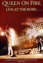 【輸入盤DVD】【0】QUEEN / ON FIRE LIVE AT THE B