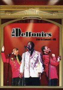 【輸入盤DVD】【ネコポス100円】DELFONICS / LIVE IN CONCERT(デルフォニックス)