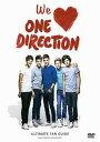 【輸入盤DVD】【ネコポス100円】【1】ONE DIRECTION / WE LOVE ONE DIRECTION(ワン・ダイレクション)