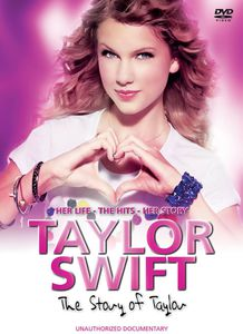 TAYLOR SWIFT/STORY OF TAYLOR(進口盤DVD)(泰勒·絲薇芙特)