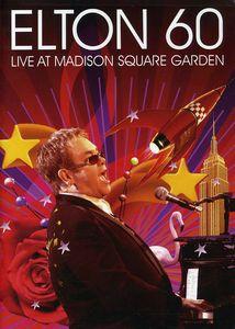 【輸入盤DVD】【ネコポス送料無料】【1】ELTON JOHN / ELTON 60: LIVE AT MADISON SQUARE GARDEN(エルトン・ジョン)