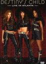 【輸入盤DVD】【0】Destiny's Child / Live In Atlanta (輸入盤DVD) (デスティニーズ・チャイルド)