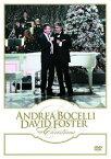 【メール便送料無料】【0】ANDREA BOCELLI / DAVID FOSTER / MY CHRISTMAS (輸入盤DVD) (アンドレア・ボチェッリ)
