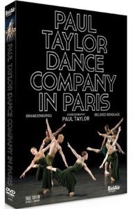 BACH/POULENC/PAUL TAYLOR DANCE COMPANY/PAUL TAYLOR DANCE COMPANY IN PARIS(進口盤DVD)