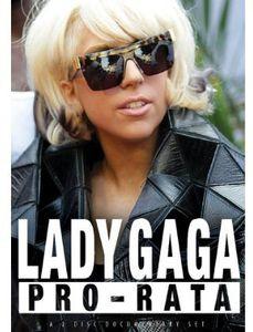 [郵件班次郵費免費][0]LADY GAGA/PRO-RATA(2PC)(進口盤DVD)(Lady Gaga)
