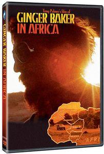 【輸入盤DVD】【ネコポス送料無料】GINGER BAKER IN AFRICA / GINGER BAKER IN AFRICA