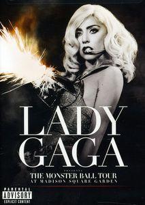 LADY GAGA/MONSTER BALL TOUR AT MADISON SQUARE GARDEN(進口盤DVD)(Lady Gaga)