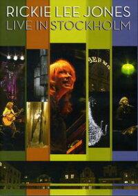 【メール便送料無料】RICKIELEEJONES/LIVEINSTOCKHOLM(輸入盤DVD)(リッキー・リー・ジョーンズ)