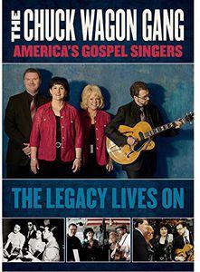 【輸入盤DVD】CHUCKWAGON GANG / AMERICA'S GOSPEL SINGERS: THE LEGACY LIVES ON