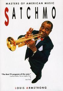 【輸入盤DVD】【ネコポス送料無料】LOUIS ARMSTRONG / MASTERS OF AMERICAN MUSIC: SATCHMO(ルイ・アームストロング)