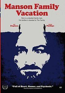 【輸入盤DVD】【ネコポス送料無料】MANSON FAMILY VACATION