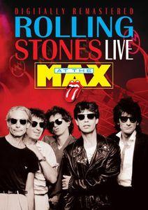 【輸入盤DVD】【ネコポス送料無料】【1】ROLLING STONES / LIVE AT THE MAX(ローリング・ストーンズ)