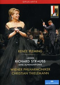 【輸入盤DVD】【0】STRAUSS/VIENNA PHILHARMONIC/THIELEMANN / RENEE FLEMING LIVE IN CONCERT
