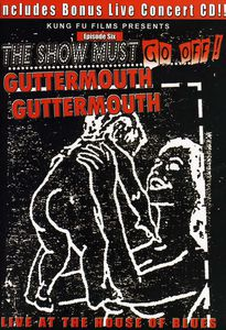 【輸入盤DVD】【ネコポス送料無料】【0】GUTTERMOUTH / LIVE AT THE HOUSE OF BLUES (2PC) (W/CD)