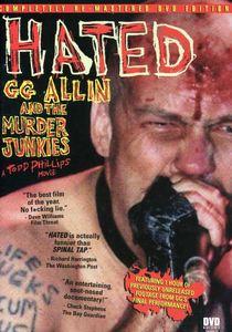 【輸入盤DVD】【ネコポス送料無料】GG ALLIN / HATED