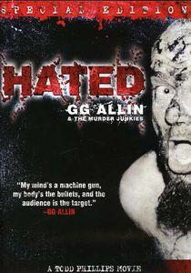 【輸入盤DVD】【ネコポス送料無料】GG ALLIN / HATED: SPECIAL EDITION
