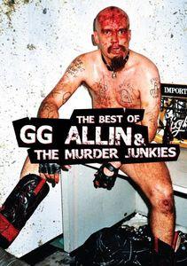 【輸入盤DVD】【ネコポス送料無料】GG ALLIN / BEST OF GG ALLIN & THE MURDER JUNKIES