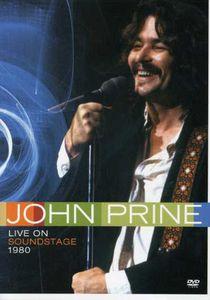 【輸入盤DVD】【ネコポス送料無料】【0】JOHN PRINE / LIVE ON SOUNDSTAGE 1980
