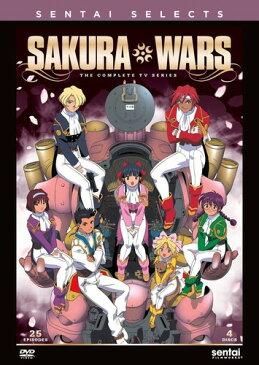 【メール便送料無料】SAKURA WARS TV (4PC) (アニメ輸入盤DVD)