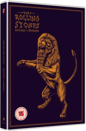 洋楽, ロック・ポップス DVDROLLING STONES BRIDGES TO BREMEN (RMST NTR0 UK)DM2019628