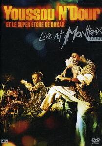 【輸入盤DVD】【ネコポス送料無料】YOUSSOU N'DOUR / LIVE AT MONTREUX 1989