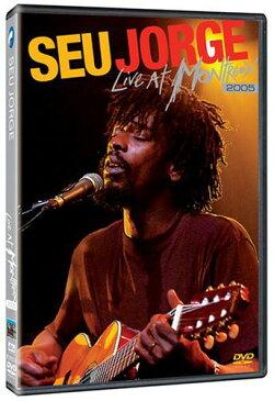【メール便送料無料】SEU JORGE / LIVE AT MONTREUX 2005 (輸入盤DVD)