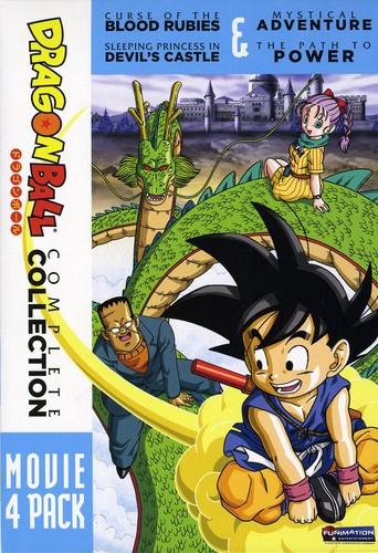 【輸入盤DVD】【1】DRAGON BALL: 4 MOVIE PACK (2PC) (アニメ)