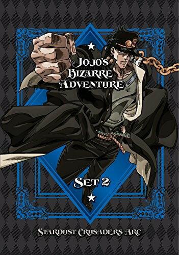 アニメ, その他 DVD1JOJOS BIZARRE ADVENTURE SET 2: STARDUST CRUSADERS ()D201873