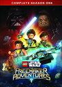 【メール便送料無料】LEGO STAR WARS: FREEMAKER ADVENTURES (2PC)(アニメ輸入盤DVD)(2016/12/6)