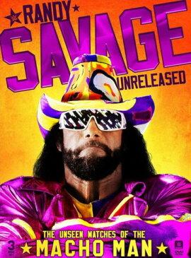 【メール便送料無料】【1】WWE: RANDY SAVAGE UNRELEASED - UNSEEN MATCHES OF (輸入盤DVD)【D2018/5/29発売】