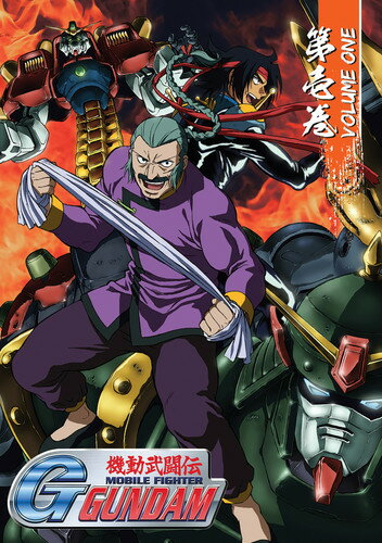 アニメ, その他 DVDMOBILE FIGHTER G-GUNDAM PART 1: COLLECTION (5PC)DM2018124