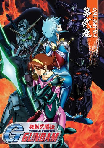 アニメ, その他 DVDMOBILE FIGHTER G-GUNDAM: PART 2 COLLECTION (5PC)DM201918