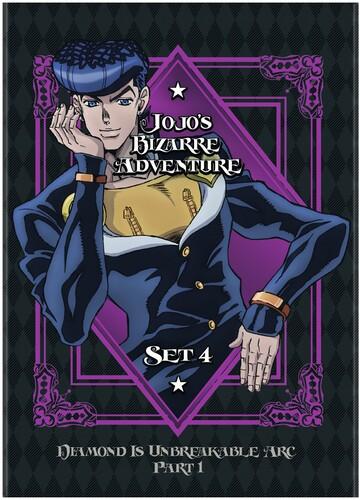 アニメ, その他 DVD1JOJOS BIZARRE ADVENTURE SET 4: DIAMOND IS PART 1DM201972