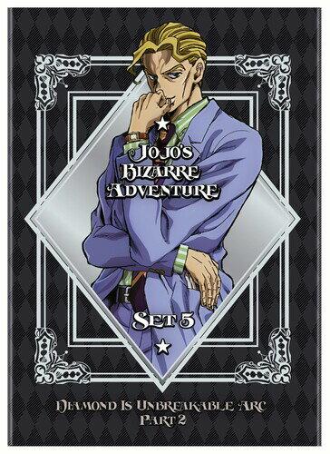 アニメ, その他 DVD1JOJOS BIZARRE ADVENTURE SET 5: DIAMOND IS PART 2D2020128