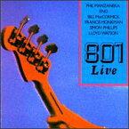 【メール便送料無料】Phil Manzanera / 801 Live (輸入盤CD)(フィル・マンザネラ)