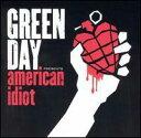 【メール便送料無料】Green Day / American Idiot (輸入盤CD) (グリーン・デイ)