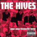 【Rock/Pops:ハ】ハイヴズHives / Your New Favorite Band (w/DVD)(CD) (Aポイント付)