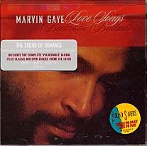 【メール便送料無料】Marvin Gaye / Love Songs: Bedroom Ballads (輸入盤CD)(マーヴィン・ゲイ)