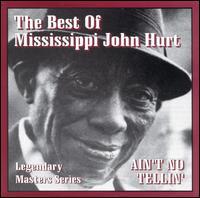 【輸入盤CD】【ネコポス送料無料】Mississippi John Hurt / Best Of (ミシシッピ・ジョン・ハート)