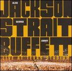 【輸入盤CD】【ネコポス送料無料】Alan Jackson/George Strait/Jimmy Buffett / Live At Texas Stadium (アラン・ジャクソン/ジョージ・ストレート/ジミー・バフェット)