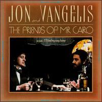 【Aポイント+メール便送料無料】ジョン&ヴァンゲリス Jon & Vangelis / Friends Of Mr. Cairo...