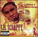 【Aポイント+メール便送料無料】リル・スクラッピー Lil Scrappy / King of Crunk & BME Recor...