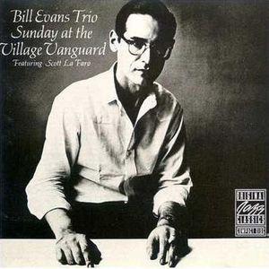 輸入盤LPレコード BillEvans/SundayAtTheVillageVanguard(ビル・エウ゛ァンス)