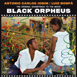 【輸入盤LPレコード】Antonio Carlos Jobim / Black Orpheus (スペイン盤)(アントニオ・カルロス・ジョビン)