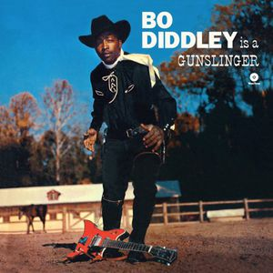 Bo Diddley/Is A Gunslinger(西班牙盤)(波特、日移動攝影機)