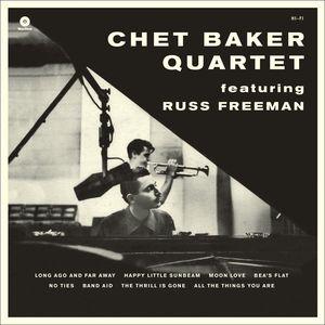 Chet Baker/Russ Freeman/Legendary 1956 Session(西班牙盤)[進口盤LP唱片](chietto·貝克)