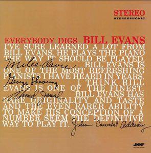 輸入盤LPレコード BillEvans/EverybodyDigsBillEvans(LimitedEdition)(180G