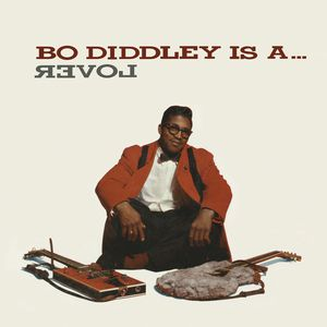 Bo Diddley/Is A Lover(波特、日移動攝影機)