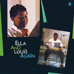 【輸入盤LPレコード】Ella Fitzgerald/Louis Armstrong / Ella & Louis Again (180 Gram Vinyl)(エラ・フィッツジェラルド&ルイ・アームストロング)