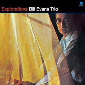 輸入盤LPレコード BillEvans/Explorations(BonusTrack)(180GramVinyl)(ビル・エ